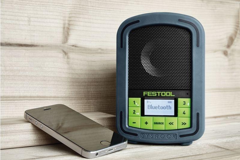 Festool Baustellenradio BR10 SYSROCK