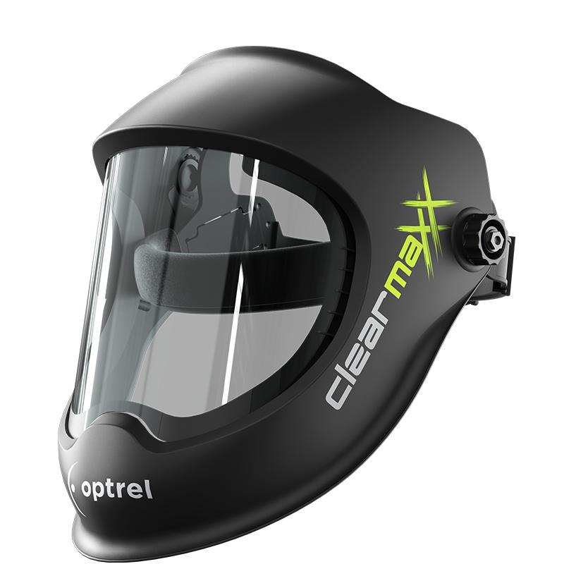 Optrel clearmaxx Helm - black