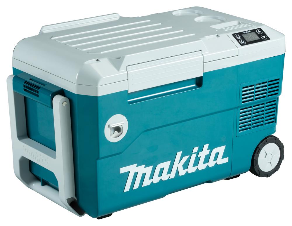 Makita Akku-Mobile Kühl- und Wärme-Box 18V / DCW180Z