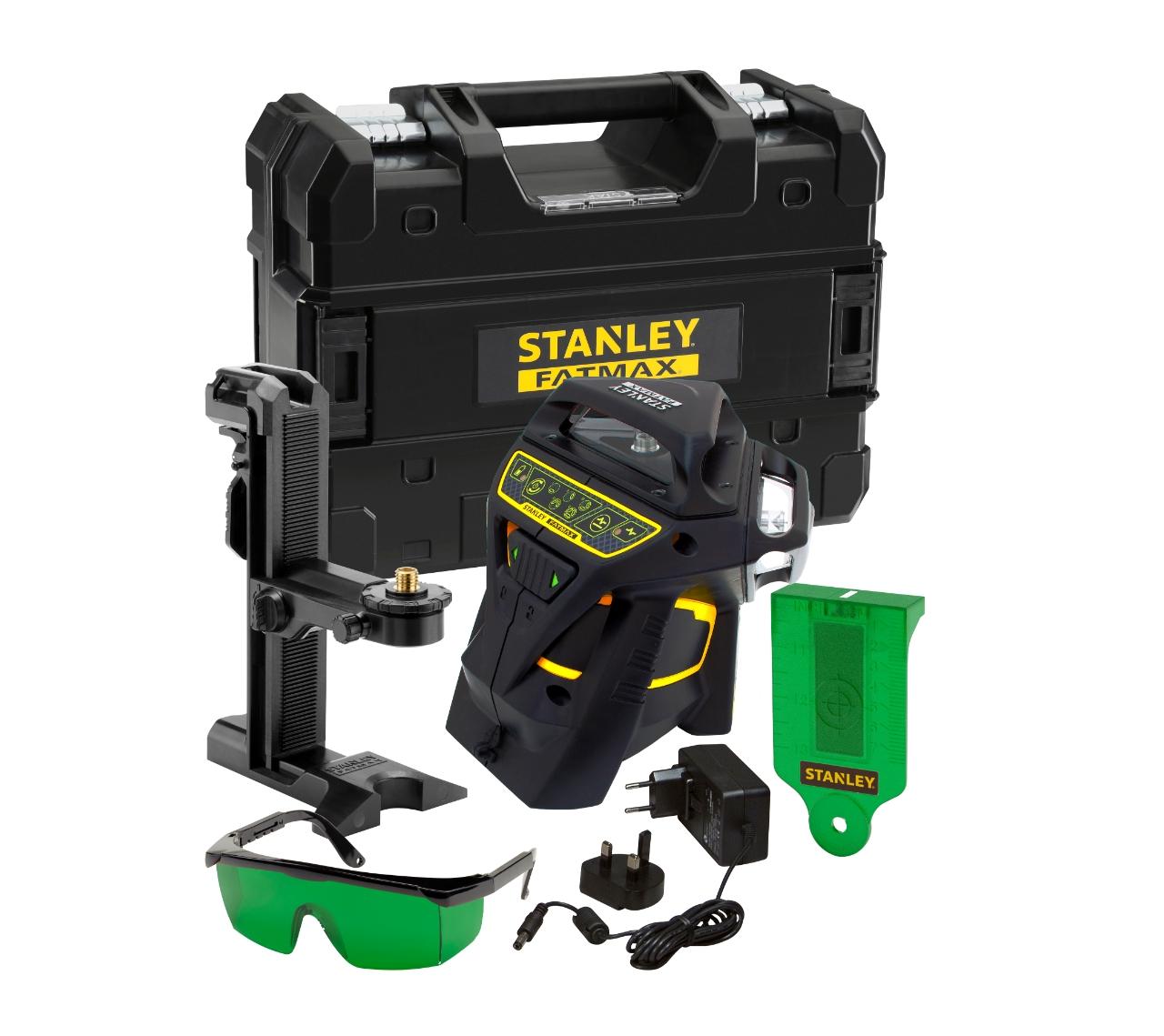 Stanley Linienlaser FatMax X3G grün