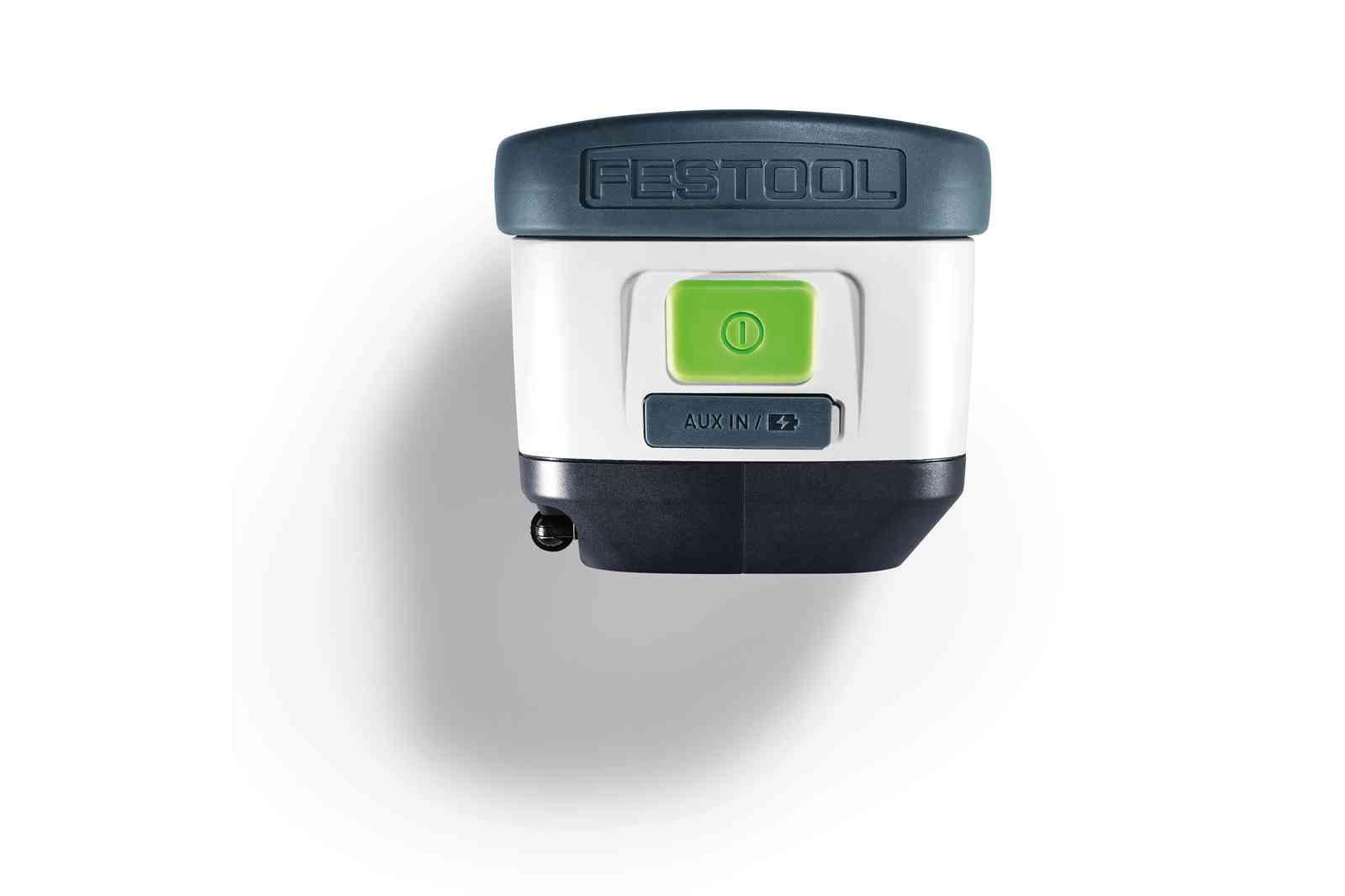 Festool Baustellenradio BR10 SYSROCK DAB+